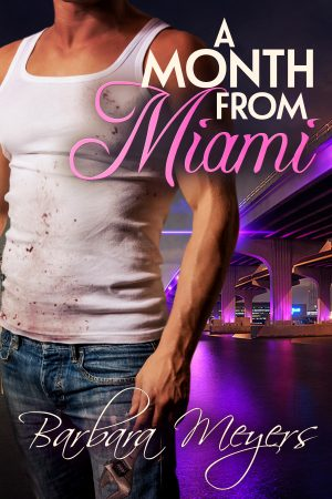 A Month From Miami book cover