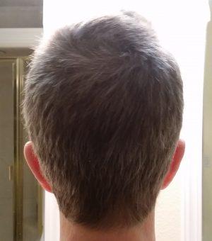 Barb haircut